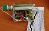 Caja de música electrónica desarrollado por Arduino (especie de)