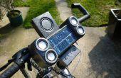Bicicleta altavoces mk10