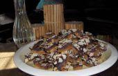 Un regalo de Navidad - la infame familia Benson pecaminosa Roca de almendra receta