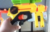 Cómo hacer una pistola de Nerf nueva impresionante