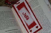 Personalizado favoritos de San Valentín