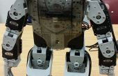 Crear un Color remoto seguimiento 530 CM fútbol Robot
