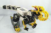 Dinosaurios de Lego romántica