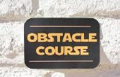 LEGO carrera de obstáculos - para niños