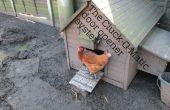 Abrelatas de la puerta automática pollo con PICAXE