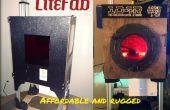 LiteFab - la impresora asequible y robusta de DLP para hogar