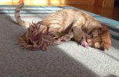 De fieltro gato juguete - facil, gratis, sin necesidad de punto