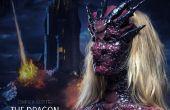 Juego de tronos Dragon - Tutorial de maquillaje SFX