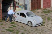 KOZMO - cool, pequeño sportscar