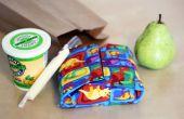 Reutilizable sándwich Wrap