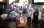 Oculta flor altavoces