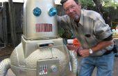 Cómo hacer un traje de Robot