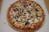 TimeShifting comida – Pizza desde cero