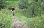 Bulid una ruta de bicicleta de montaña