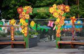 Transformación de un patio de asfalto en huertos escolares y aulas al aire libre