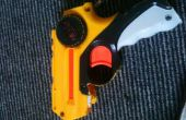 Nerf pistola noche buscador mod