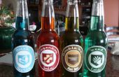 Call of Duty Zombies Perk Cola botellas!!!