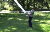 Cómo hacer una espada simple y fácil