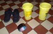 Tacones de presupuesto en todo tipo de calzado de bajo