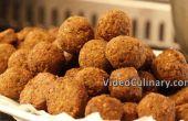 Falafel - vegano media comida oriental