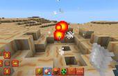 Luciérnagas en Minecraft PE