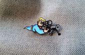 Fallout Perk Pin