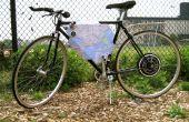 Motor del eje de la bicicleta eléctrica - cómo reemplazar un Sensor de efecto Hall