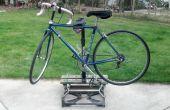 Colóqueselo y fácil reparación soporte bicicleta
