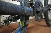 Tensor de cadena de bicicleta bricolaje