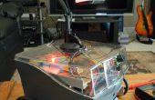 4 servo drive CellBot que puede ser controlado remotamente.