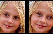 Cómo manipular el Color de ojos en PhotoShop CS-5