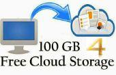 Cómo obtener cuenta de Premium gratis cloud storage (4shared - 100GB)
