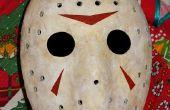 Máscara de Jason viernes 13.