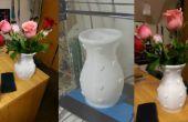 3D impreso el día de San Valentín corazón Jarrón
