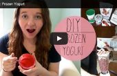 Frozen Yogurt DIY