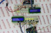 Sistema de alarma de transmisión infrarroja de temperatura inalámbrico con Arduino
