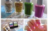 Cómo hacer uñas
