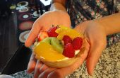 Tarta de frutas de Creamcheese