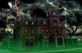 Casa a casa embrujada foto editar!