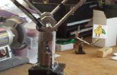 Motor paso a paso + Arduino + seguidor Solar (EV)