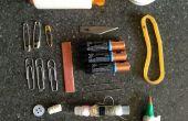 ¿RX para reparaciones - kit de emergencia en una botella
