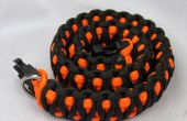 Tutorial de collar de perro de paracord