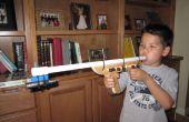 Pistola Nerf fácil para los papás Hero