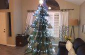 Salvar el árbol de Navidad de cartón