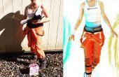 Cómo hacer un disfraz de portal de basura y en un día.