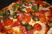 Pizzas caseras fácil