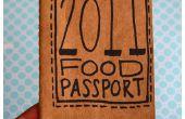 DIY: Pasaporte de alimentos