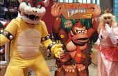 """Cómo hacer un Super Mario Bros: traje """"Bowser"""""""