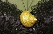 DIY collar de conchas de Ursula (la Sirenita)