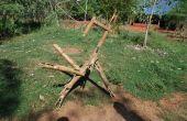 Bambú gigante K'nex